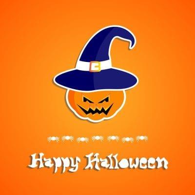 Divertidos saludos por el día de brujas | Frases para Halloween