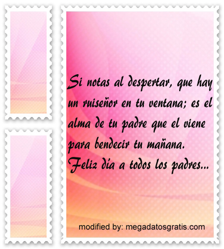imàgenes con saludos por el dia del Padre,postales con mensajes muy bonitos por el dia del Padre