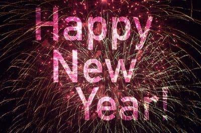 Gratis saludos de año nuevo para MSN con imágenes