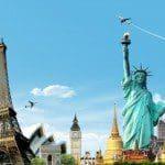 Consejos para visitar los destinos turísticos del mundo, datos sobre los mejores destinos turísticos del mundo, información sobre los mejores destinos turísticos del mundo, lugares turísticos mundiales más visitados, turismo en los destinos turísticos más visitados del mundo, conocer los mejores destinos turísticos del mundo