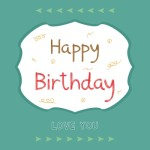 palabras de cumpleaños para amigos, pensamientos de cumpleaños para amigos, poemas de cumpleaños para amigos