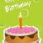 palabras de cumpleaños para una amiga, pensamientos de cumpleaños para una amiga, poemas de cumpleaños para una amiga