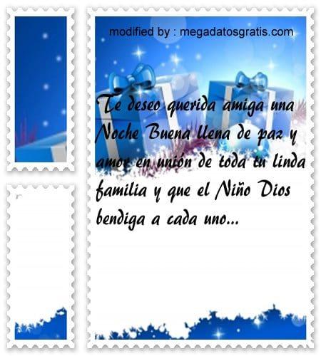 postales de mensajes de Navidad,bellas palabras de Navidad para tus amigos
