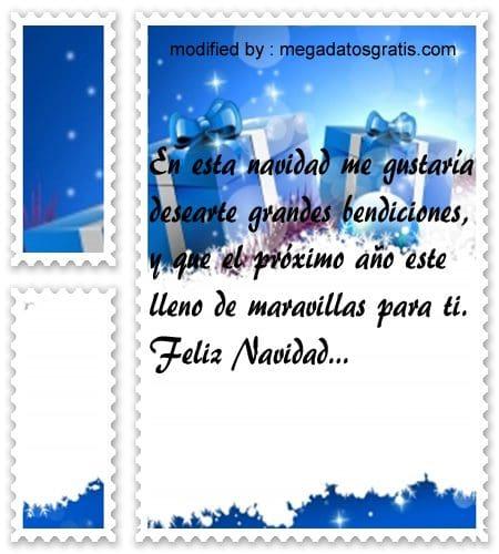 postales de mensajes de Navidad,bellos saludos Navideños para enviar gratis