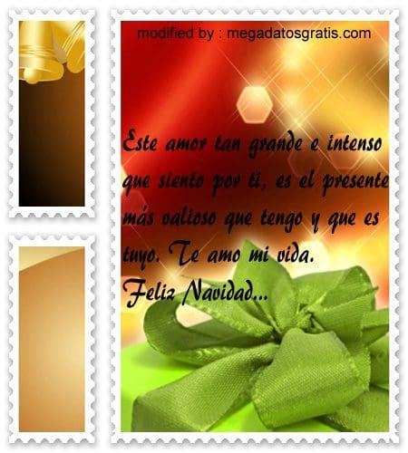 postales de mensajes de Navidad,frases Navideñas para compartir con tus familiares