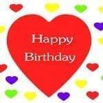 frases bonitas de cumpleaños para mi amor, textos de cumpleaños para mi amor