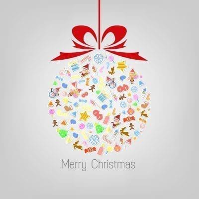 Nuevos textos de sms para saludos de Navidad con imágenes