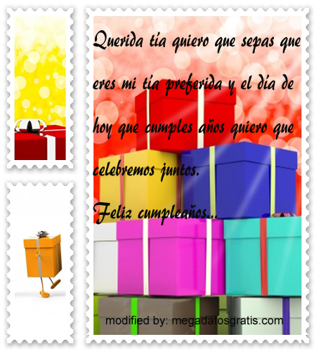palabras de cumpleaños para mi tía,Hermosos textos de cumpleaños para tu mejor tía