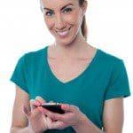 Frases para enviar saludos por sms, mensajes para enviar saludos por sms