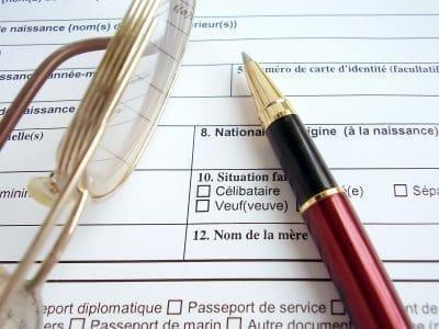 Modelo de carta para adjuntar a solicitud de visa
