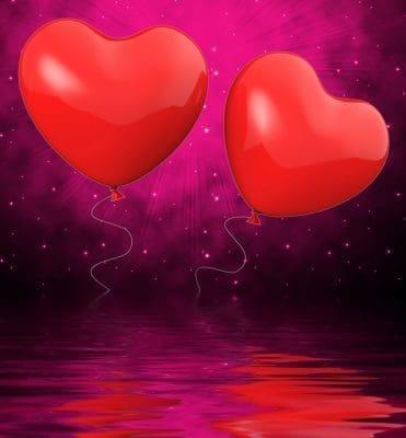 Bellas frases de amor para aniversario de enamorados con fotos