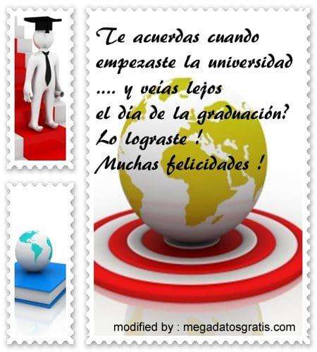 Graduación De Bachillerato Frases Imagui