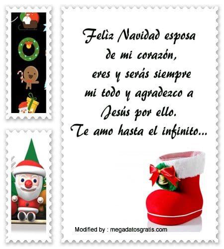 frases con imàgenes para enviar en Navidad a mi esposo,palabras para enviar en Navidad a mi esposo