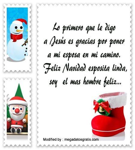poemas para enviar en Navidad a mi esposo,frases bonitas para enviar en Navidad a mi esposo