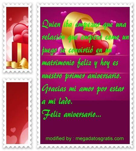 imàgenes con textos cariñosos para dedicarle a tu esposa por aniversario,postales con mensajes de aniversario de matrimonio gratis