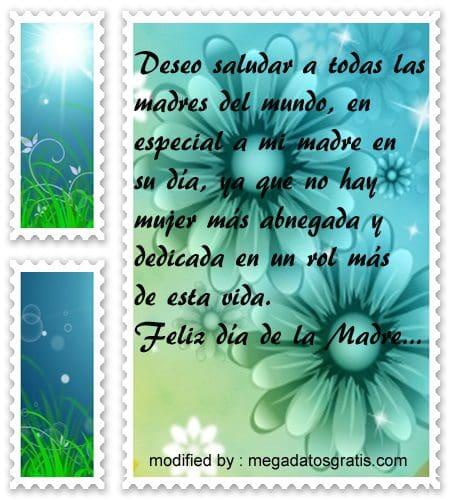 mensajes dia de la madre1,textos bonitos para el día de la madre