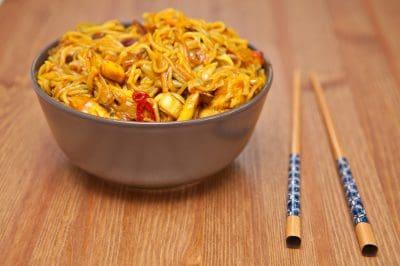 Los mejores restaurantes de comida china en Bogotá