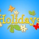 Consejos para aprovechar las vacaciones, ideas para aprovechar las vacaciones