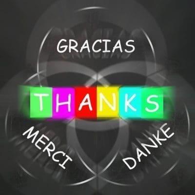 Bonitas Frases De Agradecimiento Por Saludos De Cumpleaños