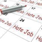 Consejos para sobrellevar un trabajo que odias, como soportar un trabajo que odio