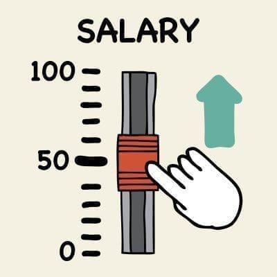 Consejos para pedir un aumento de sueldo
