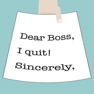Consejos para reconocer si debería dejar el trabajo