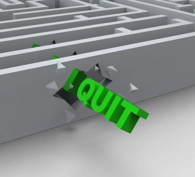 Razones por la cual puedes renunciar a tu trabajo