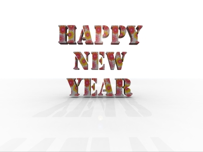 Nuevos mensajes comerciales para saludar en año nuevo con imágenes