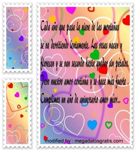 mensajes de amor17,lindos pensamientos de amor para compartir con tu pareja en tu primer aniiversario
