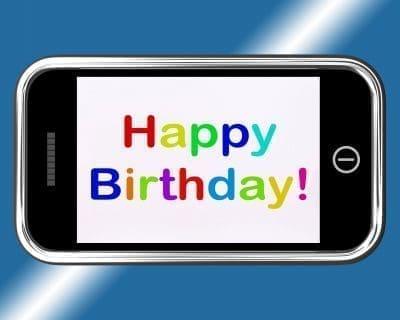 Mensajes De Cumpleaños Para Facebook