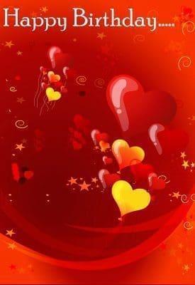 Mensajes De Cumpleaños Para Tu Enamorado