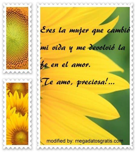 Mensajes amorosos,cariñosas frases para tu pareja