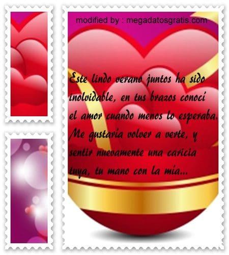 mensajes de amor,gratis lindas dedicatorias de amor