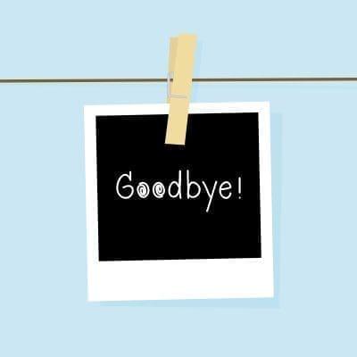 Frases para decirle adiós a mi pareja con imágenes