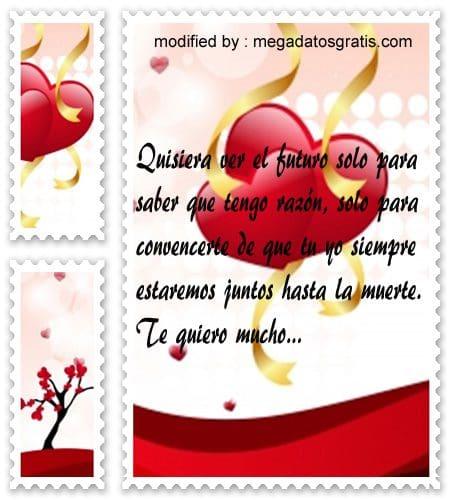 mensajes de amor,gratis tarjetas de amor para mi pareja