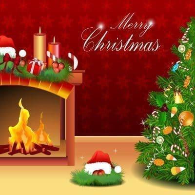 Lindas Bendiciones De Navidad Para Facebook