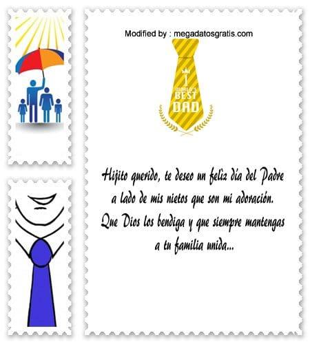 mensajes por el dìa del Padre,saludos por el dìa del Padre