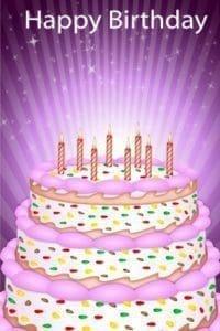 enviar palabras de cumpleaños, bajar frases de cumpleaños