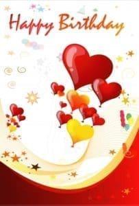 bonitas palabras de cumpleaños para tu novia, enviar mensajes de cumpleaños para mi novia