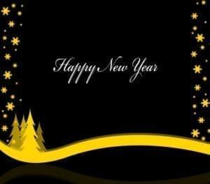 enviar nuevas palabras de Año Nuevo, ejemplos de mensajes de Año Nuevo