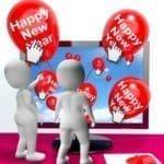 lindos mensajes de Año Nuevo para mi pareja, buscar frases de Año Nuevo para tu novia