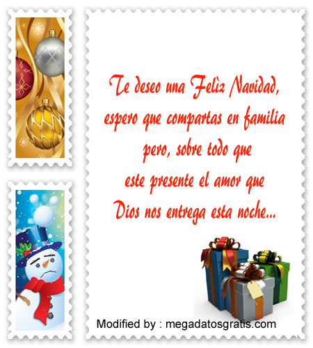 mensajes para enviar en Navidad, poemas para enviar en Navidad