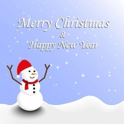 Bonitos Mensajes De Navidad y Año Nuevo