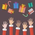 lindas dedicatorias de Navidad para mis amigos, enviar frases de Navidad para tus amigos
