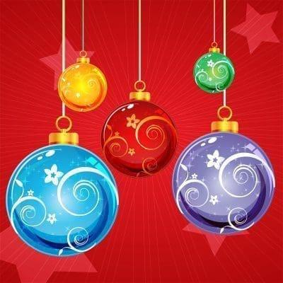 Postales con frases y mensajes de Navidad