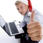 bajar lindas dedicatorias de Navidad para WhatsApp, buscar nuevos mensajes de Navidad para WhatsApp