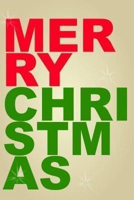 Mensajes de Navidad para celulares