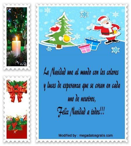 Compartir lindos mensajes de navidad para tus trabajadores - Mensajes navidenos para empresas ...