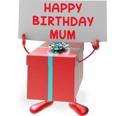 Ejemplos De Lindos Mensajes De Cumpleaños Para Mi Mamá