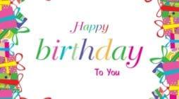 Nuevos Mensajes De Cumpleaños Para Un Familiar O Amigo│Bonitas Frases De Cumpleaños Para Un Amigo O Familiar